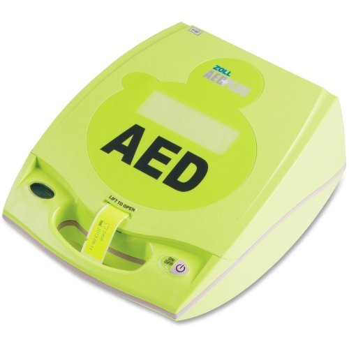 ZOLL, ZOL800000400001, Medical AED Plus Defibrillator, 1 Each, Lime