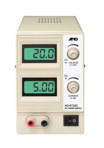 A&D 直流安定化電源 AD-8722D
