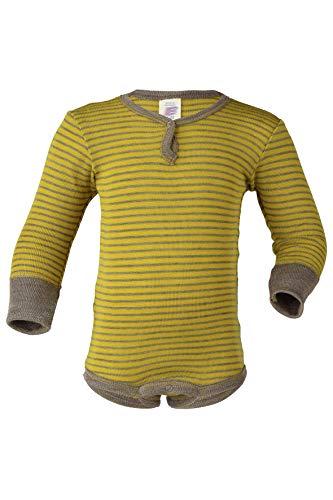 Maglietta da donna a maniche lunghe Engel Natur 100/% lana merino kbT lavabile in lavatrice
