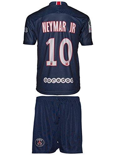 SVB PSG Paris Saint Germain 2018/19de hogar # 10Neymar-Niños Camiseta y Pantalones