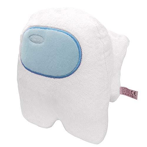 JoeRita Among ぬいぐるみ 宇宙飛行士 おもちゃ 玩具 コスプレ ゲーム周辺 萌えグッズ かわいい プレゼント 高さ20cm 白色
