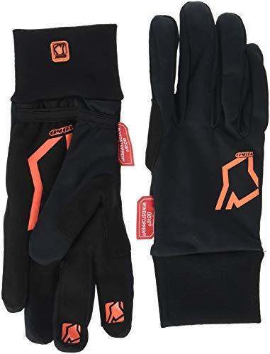 Yoko Twister Gore Windstopper Handschuhe Langlauf Unisex XS Schwarz