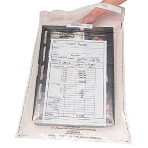 16W x 20H Clear Register Till Control Bag – 500/box