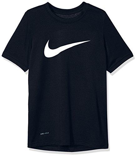 Nike Jungen Dri-Fit Trainings T-Shirt, blau (Obsidian/White), XL