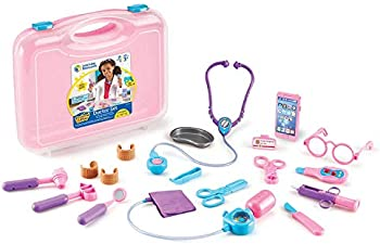 19-Piece Learning Resources Pretend and Play Doctor Kit