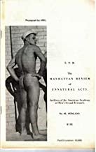 S.T.H. STH No. 46 (1980) Straight to Hell: The Manhattan Review of Unnatural Acts (Sex Research Men) (Gay Sex Digest)