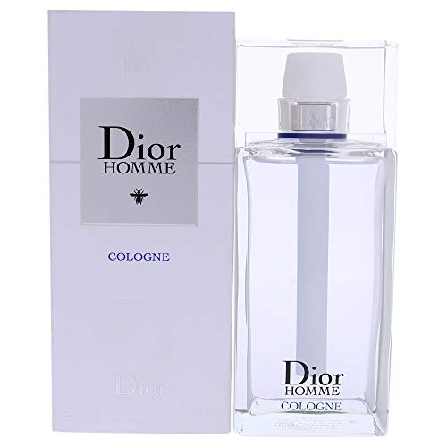 Christian Dior Cologne Homme - Colonia para hombre, 125 ml