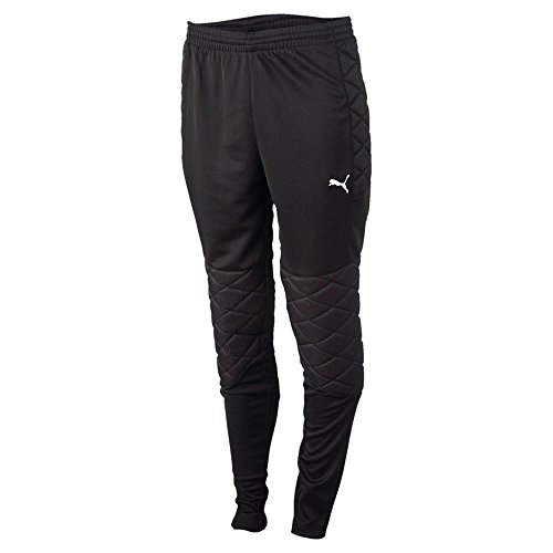 PUMA Kinder Hose Foundation GK Pants Torwartshorts, Black, 176