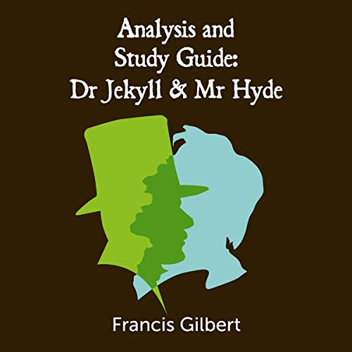 Analysis & Study Guide: Dr. Jekyll and Mr. Hyde cover art