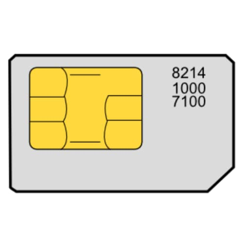Informations sur la carte SIM