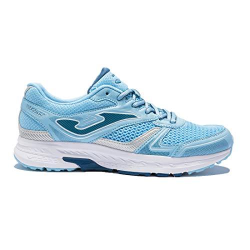 JOMA - Zapatillas Deportivas Sintético Mujer Color: Azul Talla: 36