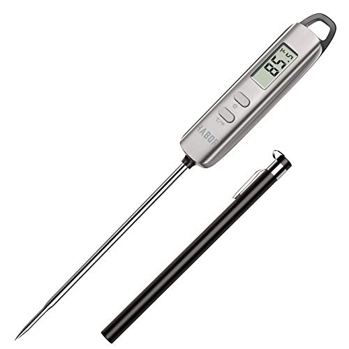 Habor 022 Meat Thermometer, Instant Read Thermometer Digital Cooking Thermometer,