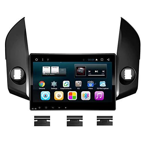 TOPNAVI 10.1inch 2Din Autoradio pour Toyota RAV4 2009 2010 2011 2012 Android 7.1 Radio Navigation GPS Auto avec WiFi 3G RDS Lien Miroir FM AM Bluetooth Audio Vidéo
