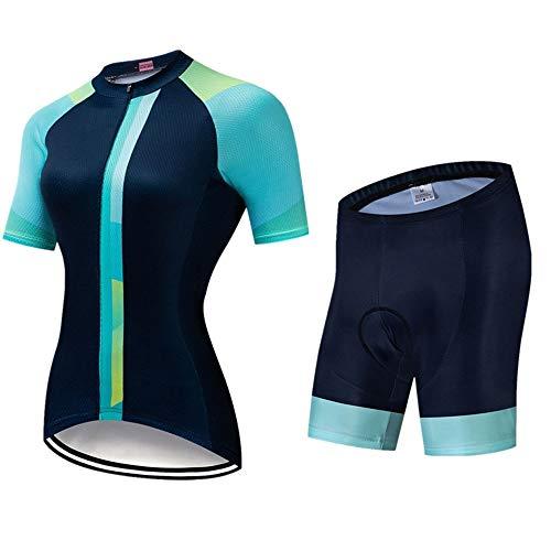 MAFYU dames fietsshirt Skinsuit Jumpsuit Maillot Fietsen Ropa Ciclismo Set Gel Pad