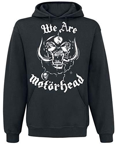 Motörhead We Are Männer Kapuzenpullover schwarz M