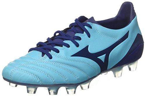 Mizuno Morelia Neo KL MD, Zapatillas de Running Hombre, Multicolor (Blueatoll/bluedepths 14), 47 EU