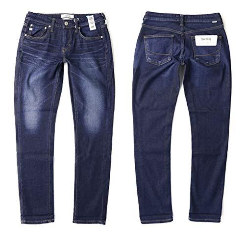 サムシングSOMETHINGEDWINエドウィンCOOLクール涼しいパンツSS38226.濃色ブルー26