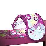 Direct TV Outlet Sleepfun Tent Original Visto en TV Tienda de campaña para la habitación Carpa Infantil Plegable y con Luz Juguete para niños (Color Rosa)