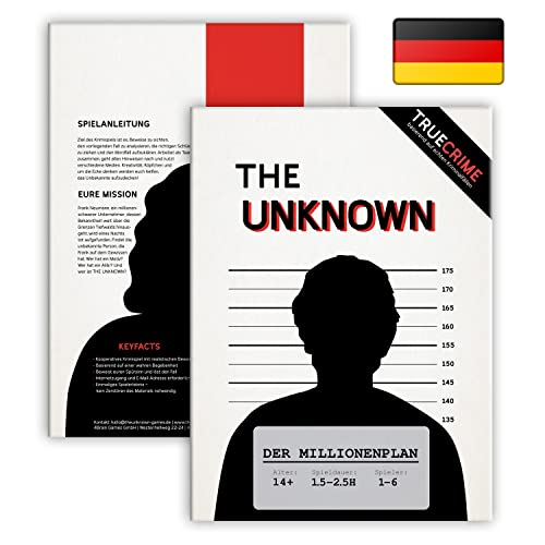 4Brain Games -  The Unknown Fall 1 -