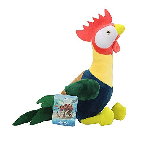 WSYGHP Vaiana Peluche Toys Movie Moana Princess Maui Moyana Hei Muñeca de Peluche Pua Pig for Kids Gifts 20 cm Felpa Gigante (Size : 11cm30cm)