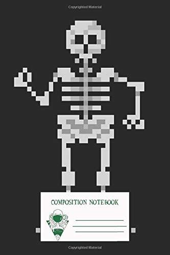 Composition Notebook: Bone Parents Dance Monkey Island 2 Workbook for Adult