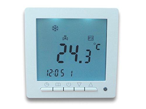 SM-PC®, Digital Thermostat für Unterputz Montage für Klima Lüftung Heizung #900