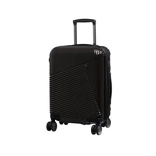 it luggage Metamorphic 8 Wheel Hard Shell Single Expander Suitcase Cabin with TSA Lock Maleta, 54 cm, 56 Liters, Marrón (Choco Aubergine)