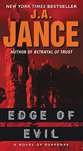Edge of Evil: A Novel of Suspense (Ali Reynolds Book 1) by [J. A. Jance]