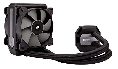 Corsair Hydro H80i V2 RGB Wasserkühlung (120mm Lüfter, All-In-One High Performance CPU) schwarz