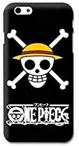 Carcasa para iPhone 7 y 8, diseño de Calavera de One Piece