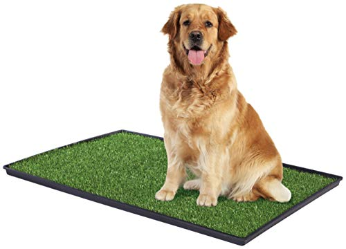 Prevue Pet Products Tinkle Turf Portable Potty For Pugs