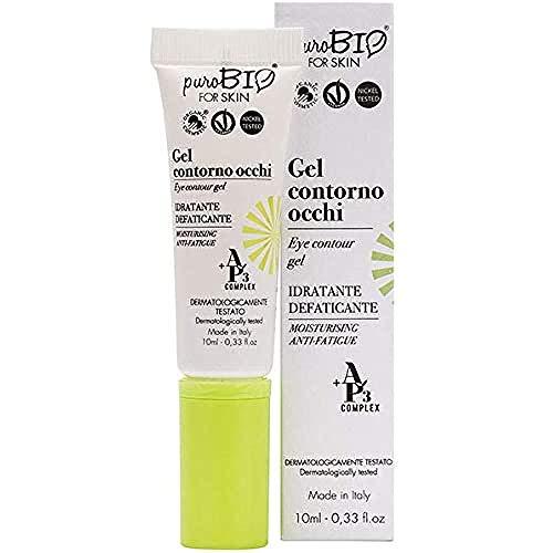 Purobio Gel Contorno Occhi Idratante Defaticante - 10 Ml