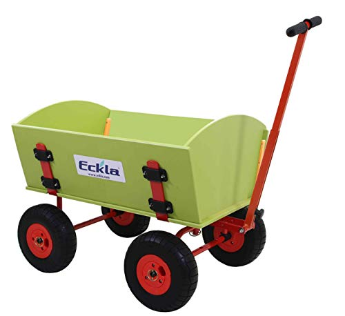ECKLATRAK-EASY Bollerwagen (Luftbereifung)