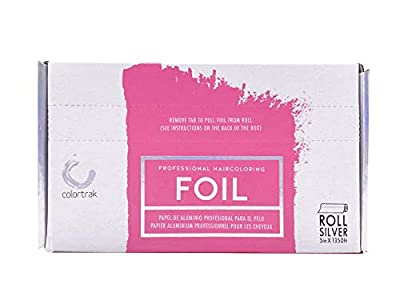 Colortrak Silver Professional Highlighting Roll Foil