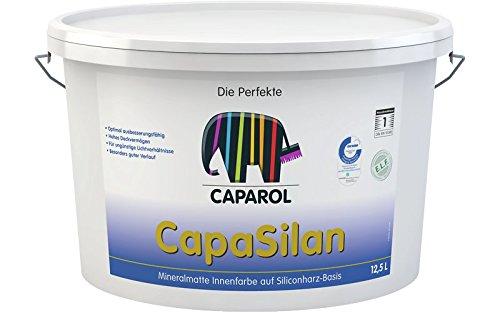 Caparol CapaSilan Silicon-Innenfarbe 12,500 L