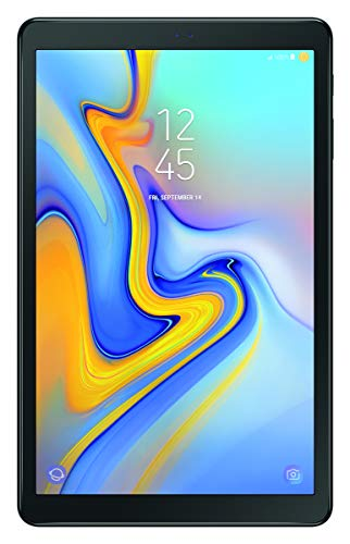 "Samsung Electronics SM-T590NZKAXAR Galaxy Tab A, 10.5"", Black"