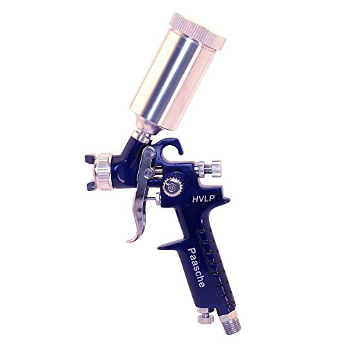Paasche Airbrush HG-08 HVLP Gravity Feed Touch-Up Spray...