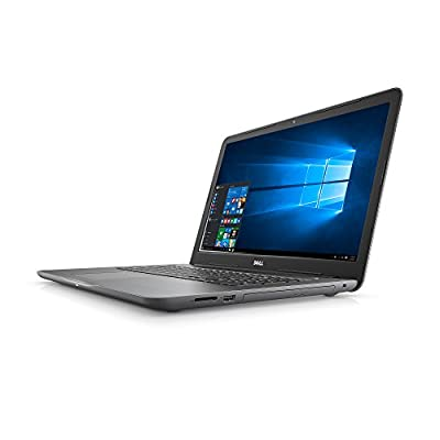 "Dell Inspiron i5765-6382GRY 17.3"" FHD Laptop (AMD FX-9800P, 16GB RAM, 2 TB HDD) Radeon R8 M445DX Dual Graphics"