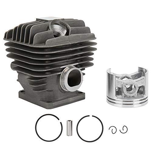 Longzhuo Motosierra, Hardware Accesorios para Herramientas eléctricas Kit de Cilindro + pistón para Motosierra S MS460 046