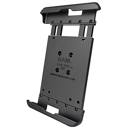 RAM Tab-Tite Spring Loaded Holder for 8' Tablets with Cases