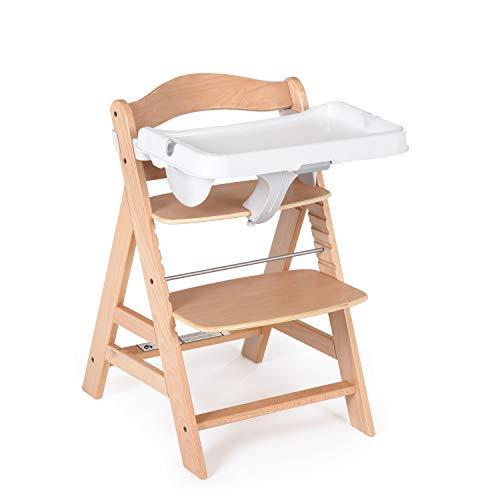 trona Safety 1st madera de haya 6 mesi-10 anos blanco