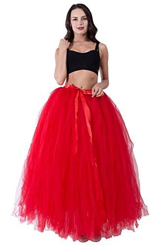 Babyonline® 50er Vintage Unterrock Petticoat Underskirt Crinoline Wedding bridal Petticoat