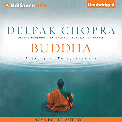 Buddha audiobook cover art