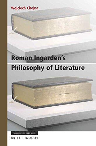 ROMAN INGARDENS PHILOSOPHY OF: A Phenomenological Account: 313