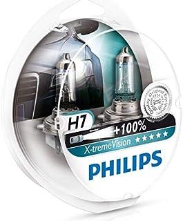 Philips H7 X-treme Vision Automotive Bulb [TWIN PACK][12972XVS2]