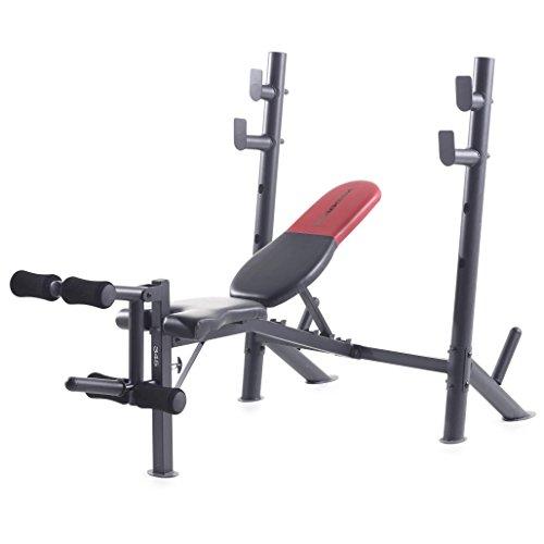 Weider Pro 345 B Mid-Width Weight Bench