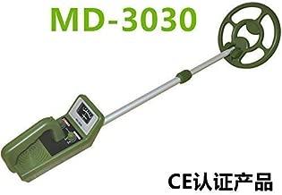 Underground Metal Detector,High Sensitivity High Performance Underground Metal Detector Gold Digger Treasure Hunter Metal Finder Treasures Seeking Tool(Detector MD-3030,Quality Assurance)