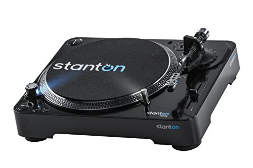 Stanton T.62 MKII Professional Direct Drive DJ Turntable with 300 Cartridge