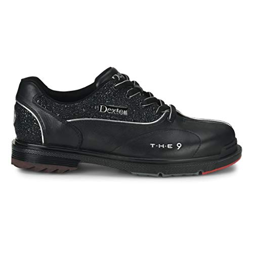 Dexter The 9 Black Jewel Ladies Size 8.5