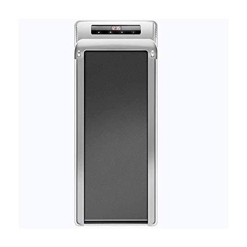 Cintas para correr, Smart Digital Fitness Fitness Trademill - Compacto Slim Plegable Eléctrico Interior Inicio Gimnasio Ejercicio Máquina de ejecución con cinturón, Ajuste automático de velocidad PENG